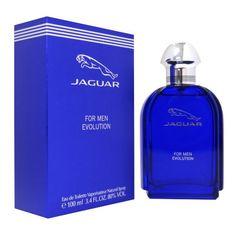 Introducing Jaguar Evolution Eau de Toilette Spray for Men 34 Ounce. Great Product and follow us to get more updates!