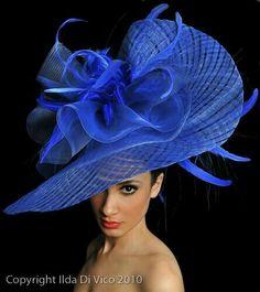Derby hat …