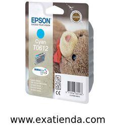 Ya disponible Cartucho Epson c13t061240 cyan   (por sólo 18.95 € IVA incluído):   - Compatible con: - Epson Stylus D68, - Epson Stylus D88 - Epson Stylus D88Plus, - Epson Stylus DX3800 - Epson Stylus DX4200 - Epson Stylus DX4800 - Color Cyan Garantía de fabricante  http://www.exabyteinformatica.com/tienda/668-cartucho-epson-c13t061240-cyan #epson #exabyteinformatica