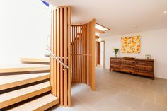 Gwel-An-Treth - Picture gallery #architecture #interiordesign #staircases