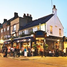 London Neighborhood Walk: East End | Travel + Leisure