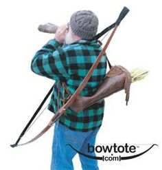 BowTote Hands Free Sling for Traditional Recurve. Woman Archer, Archery Gear, Bow Quiver, Wisdom, Hands, Costume, Traditional, Craft, Free