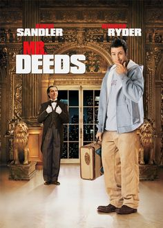 Mr. Deeds_After inheriting a media empire, humble Longfellow Deeds moves to the Big Apple -- where a reporter and a company bigwig are waiting to pounce on him.