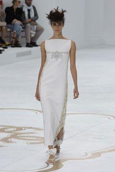 Robe de mariée Chanel Haute Couture automne-hiver 2014
