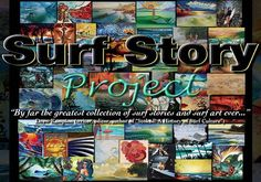 SURF STORY PROJECT  ART BOOK