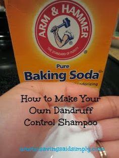 Saving Said Simply: How To Make Dandruff Control Shampoo at Home