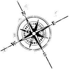 The compass ties in with the anchor I want, Hebrews 6:19