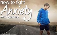 Learn how you can reduce #stress and #anxiety through #physicalactivity.
