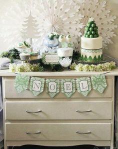Gezelligheid gegarandeerd met kerstachtig groen Roomed | roomed.nl