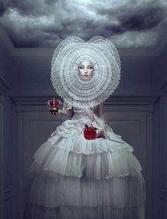 Gothic Doll-Like Captures : Pioneers of Now