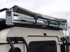 Hannibal Safari Equipment - Awnings