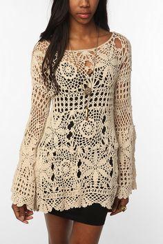 Bohemian Chic Crochet Inspiration!