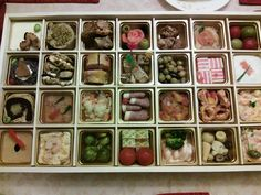 "French style ""Osechi"" (New Year's food) from Nihonbashi Mitsukoshi Tokyo (original photo)"