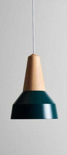 Suspension eikon basic vert foret o26cm h35cm schneid normal