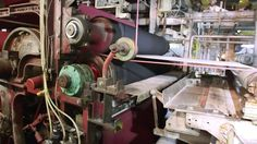 Can't visit a paper mill in person? Here's the next best thing!  Equal parts craft and engineering, see premium paper being made at Mohawk's historic Waterford, New York mill.