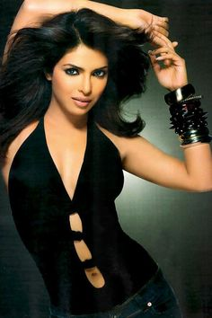 "Bollywood Actress & Miss India Priyanka Chopra from movie ""Fashion"""