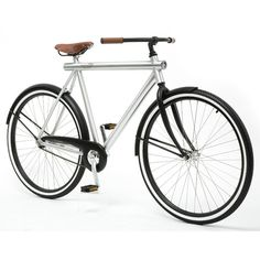 VanMoof Dutch bicycle. Beautiful.