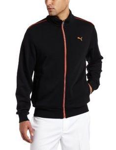 8d939463b Mens Puma Graphic Track Golf Jackets Mens Golf Jackets, Rickie Fowler, Puma  Mens,