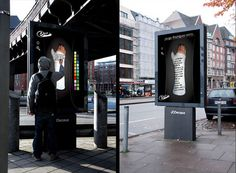 Sharpie Guerilla Marketing Campaign: 122 Must See Guerilla Marketing Examples Photo