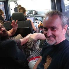 On the road with Harmony Glen. @Harmony_glen