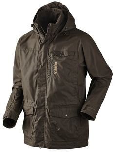 f7dba166bd0bd Härkila Dvalin Mens Jacket - Hunting Green