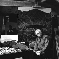 Kyffin Williams (Welsh, 1918-2006)