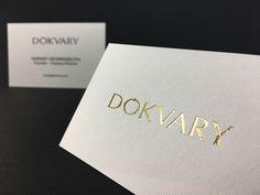 Carte De Visite Luxe Designer Dinterieur Dorure A Chaud Sur Rives Design 320gr