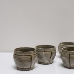 Vintage Japanese bowls www.clothandgoods.com
