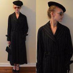A personal favorite from my Etsy shop https://www.etsy.com/ca/listing/255673650/vintage-anne-klein-coat-fall-coat-pin