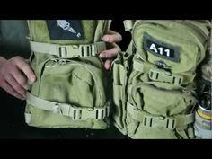 1d0fc7d39e9 Green Mountain Rangers   Eagle LBT Mini Map Mod - YouTube Plate Carrier