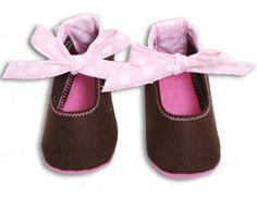 Ursanina baby slippers