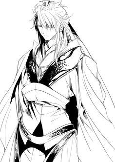 Magi - Kouen Ren (練 紅炎)