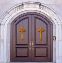 1000 images about enter into his gates church doors on pinterest church doors and for Exterior glass doors for churches