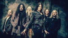 Nightwish, One of my all time favourite bands. Unfortunately I wasn't so impressed with last album (even thought I love songs like Yours is an Empty Hope, Shuder before the Beautiful or even The Greatest Show on Earth)