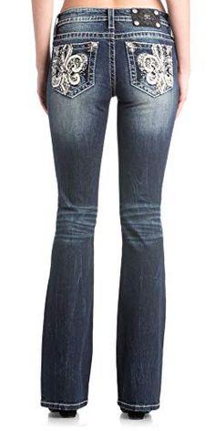 KanCan Jeans Weston-Ximena Regular Rise Distressed Skinny Ankle Capri KC6050LD