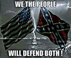 We the people will defend both..