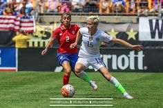 Megan #Rapinoe returns from injury in time for #Rio2016. #USWNT