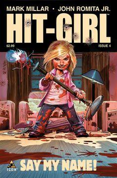 Portada Hit-Girl 4