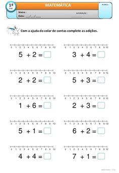 Kindergarten Math Worksheets, School Worksheets, Preschool Math, Teaching Math, In Kindergarten, Math Activities, Singapore Math, Math Measurement, Math Word Problems