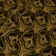Turkish Chartruese Classical Velvet Fabric by the Yard | Mood Fabrics