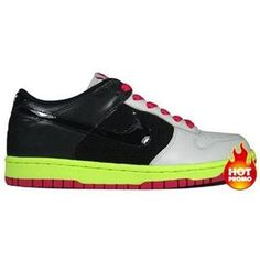 Womens Nike Dunk Low – Neutral Grey   Black – Berry – Volt Nike Kicks 88b1913bb