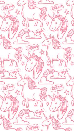 There is amazing wallpapers for your mobile phone. Pink Unicorn Wallpaper, Pastel Wallpaper, Cool Wallpaper, Unicorn Lockscreen, Unicorns Wallpaper, Cute Rainbow Unicorn, Cute Unicorn, Wallpaper Stickers, Iphone Wallpaper