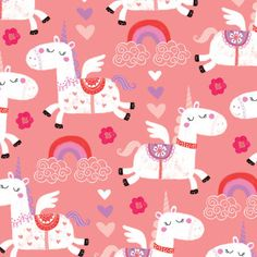 Louise Anglicas - LAS_unicorns And Rainbows