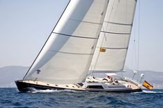 Sailing Yacht - Anemos - Nautor Swan - Completed Superyachts on Superyacht Times .com