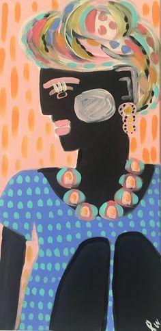 Leslie Weaver's Faces