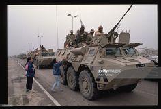 Liberation After the War. Kuwait.