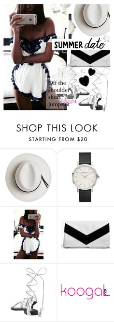 """""""Summer date!"""" by koogallove ❤ liked on Polyvore featuring Calypso Private Label, Boohoo and Dollydagger"""