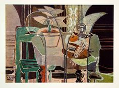 george braque and the cubist still life - Google Search