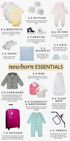 Baby registry ideas newborn essentials 38 ideas Baby registry ideas newborn essentials 38 ideas,■ Rund ums BABY ■ Related posts:Homemade Sourdough Bread - 24 hours before laborBaby Checklist: The Essentials You Need Before Your. Newborn Clothes Checklist, Newborn Essentials List, Hospital Checklist, Baby Toys, Newborn Needs, My Bebe, Trendy Baby Clothes, New Born Clothes, Baby Outfits Newborn