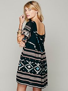 I'd live in this all summer long! {Free People FP New Romantics Rio Dress} xoSocialite
